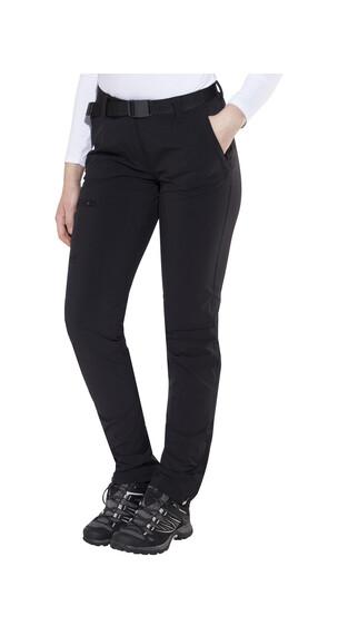 Maier Sports Inara Slim lange broek Dames zwart